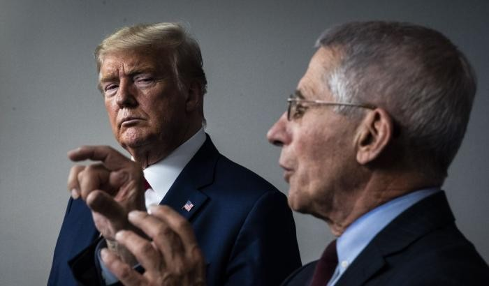 Oltre 60.000 morti negli Usa, ma Trump vuole chiudere la task ...