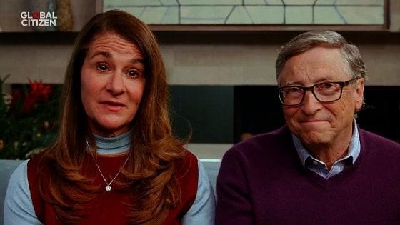 """Coronavirus, Bill Gates: """"Se funziona il vaccino di Oxford ..."""