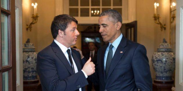 Terrorismo, colloquio Renzi-Obama su Iraq, Siria e rapporti con la ...