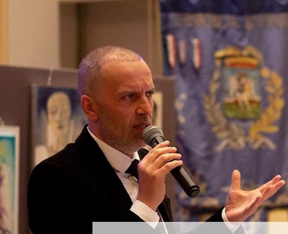 """Pasquale Bacco """"Il virus in Italia da ottobre, ha infettato il 35 ..."""
