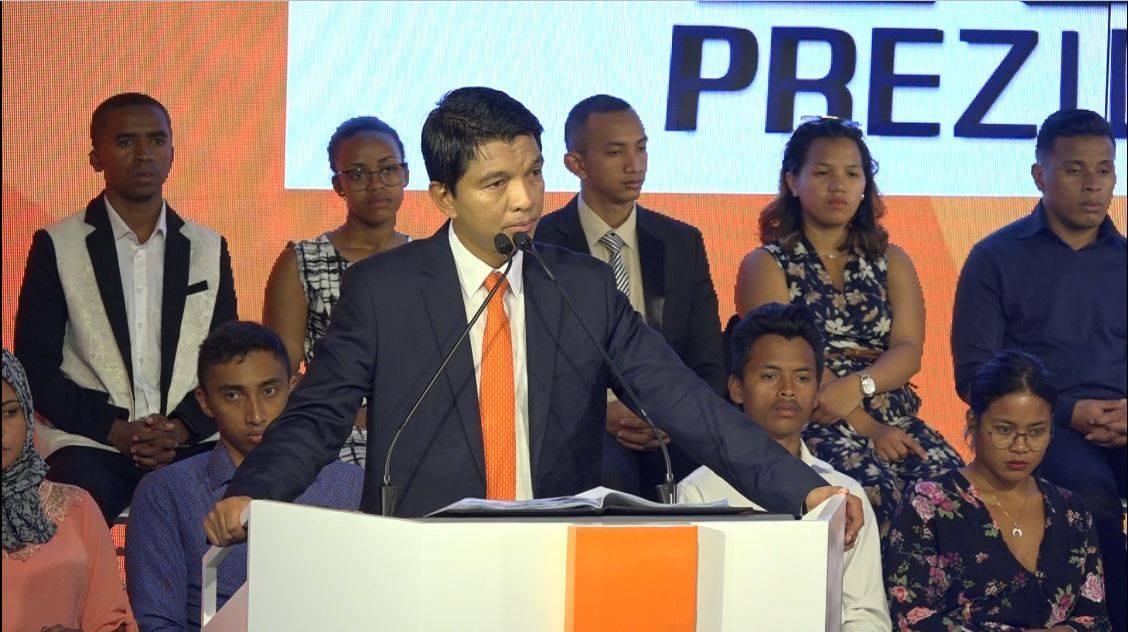 Andry Rajoelina è il nuovo Presidente del Madagascar. L ...