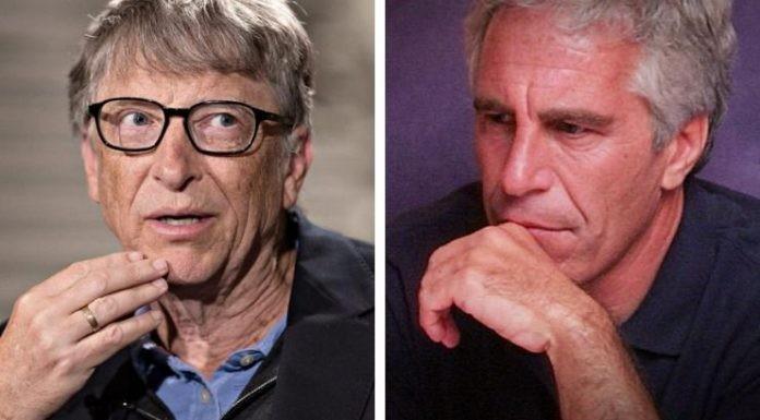 Bill Gates weigert sich zu erklären, warum er 2013 mit Jeffrey ...