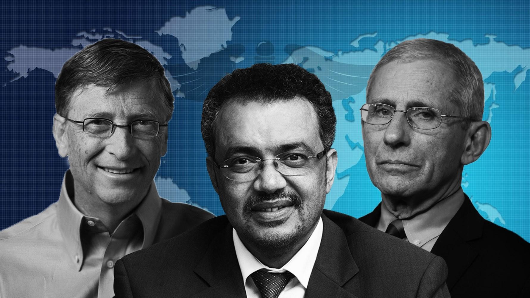 Vaccini ▻ Svelati i rapporti tra Adhanom, Fauci e Bill Gates ...