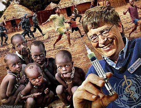 Bill Gates and 47,500 Cases of Paralysis | Creative Resistance