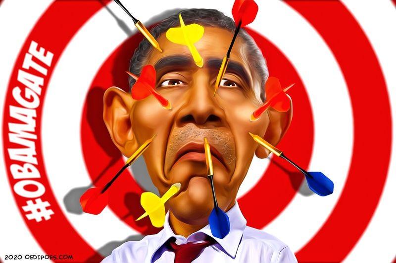 Cartoon Movement - Obamagate