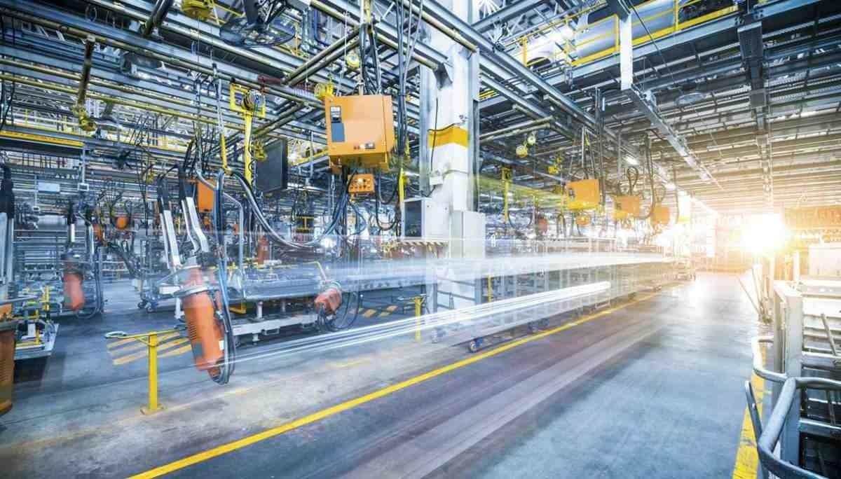 Bankitalia, crollo della produzione industriale del 15% | Notizie ...