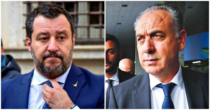 """Caso Palamara, Salvini: """"Trame di Legnini per far intervenire il ..."""