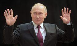 "Putin sarà ""presidente a vita"""