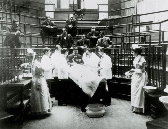 De la carnicería a la cirugía: La revolución que cambió las ...