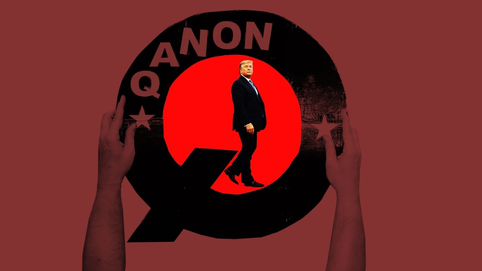 Trump Throws Fresh Fuel on Dangerous QAnon Conspiracy Theory