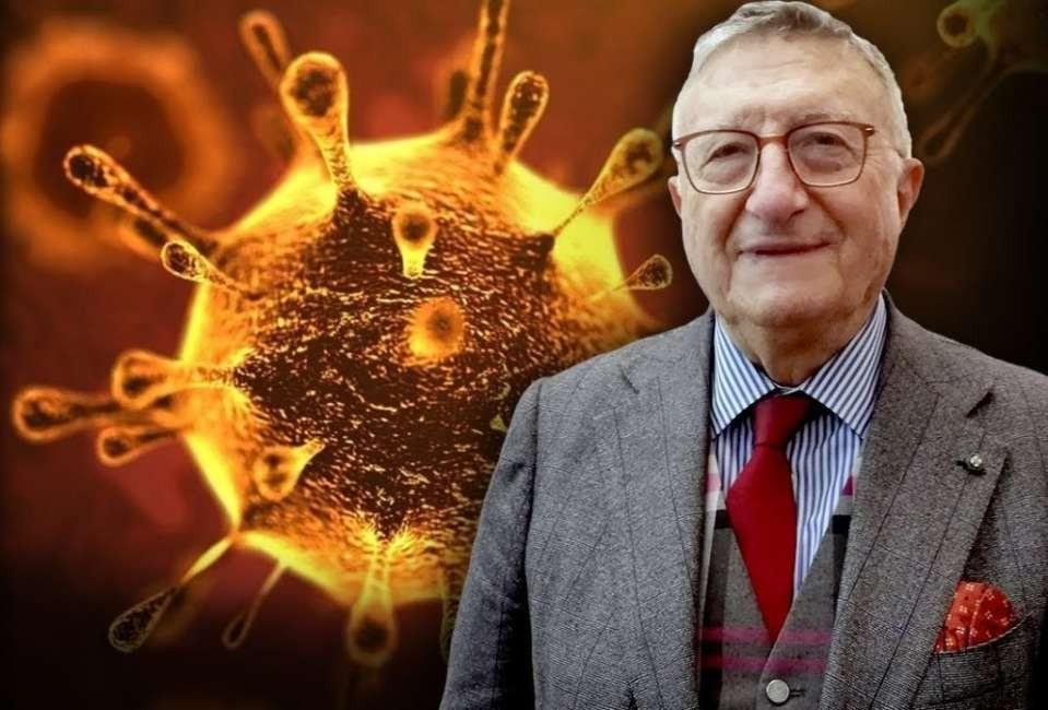 """Il virologo Tarro: """"Mascherine e distanziamenti adesso non servono ..."""