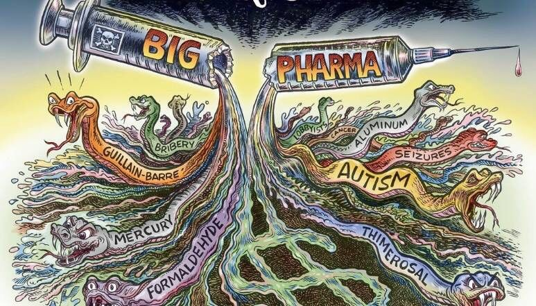 Ecco come opera big pharma: la denuncia del premio Nobel Richard J ...