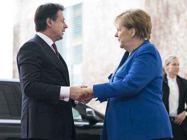 Germania, prestiti Mes e Bei per l'Italia. No ai coronabond ...
