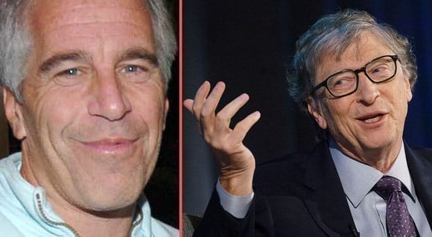 Bill Gates Met 'Many Times' with Epstein Who Likened His Crimes to ...