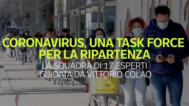 Coronavirus, una task force per la ripartenza - Video - Trentino
