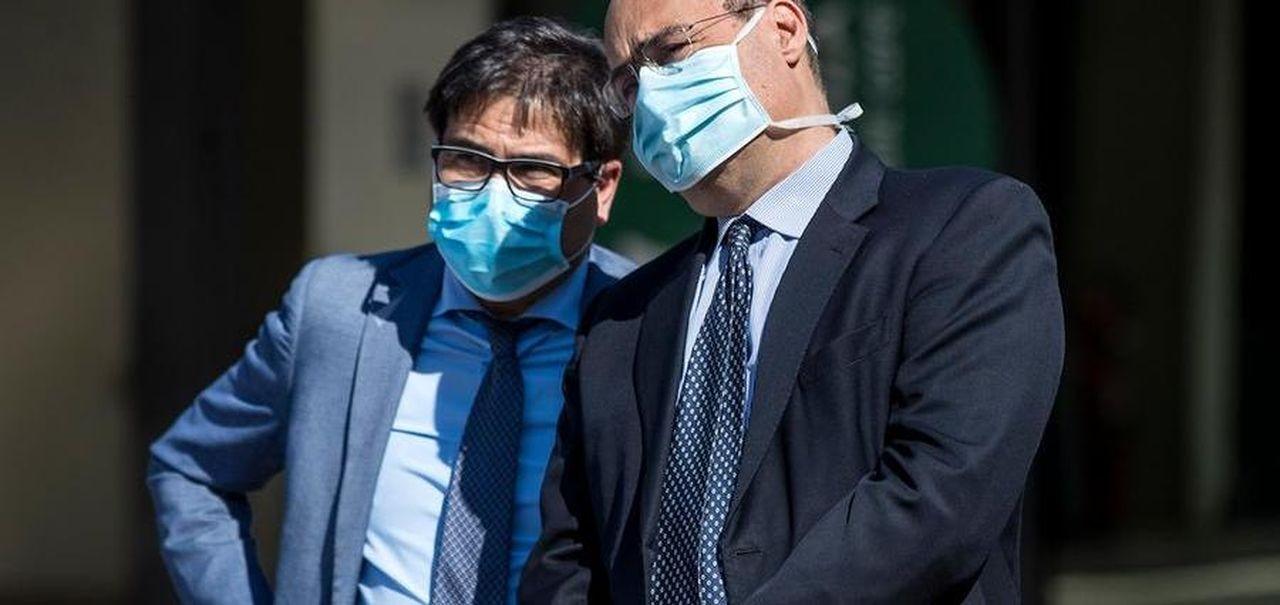 Coronavirus, nel Lazio oggi i guariti sono il triplo dei nuovi ...