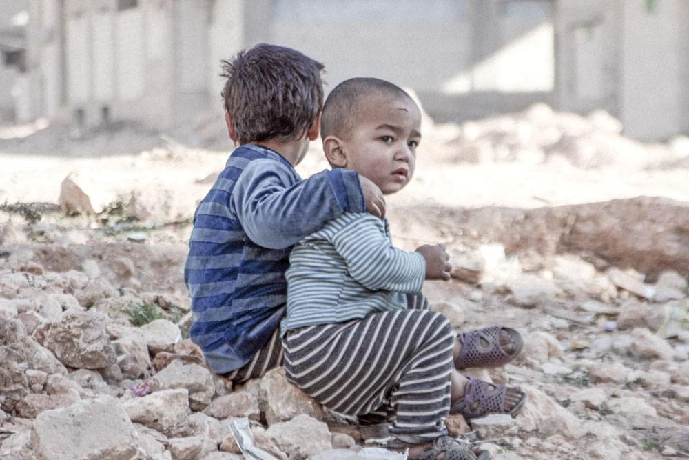 L'Unicef lancia allarme in Siria 10 mln di bambini subiscono il ...