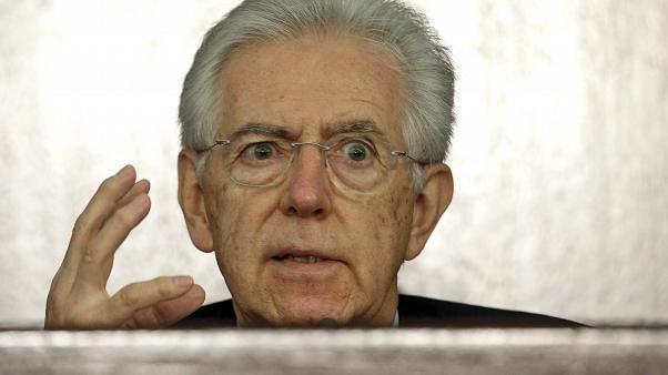Mario Monti: in queste condizioni l'Italia è destinata a scomparire | Euronews