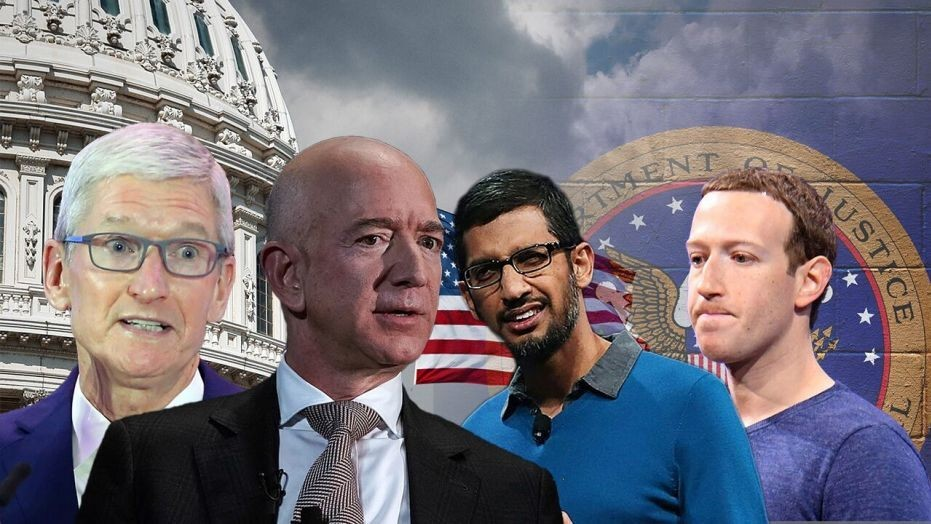 Silicon Valley in the crosshairs: Google, Facebook, Amazon and Apple face bipartisan onslaught | Fox News