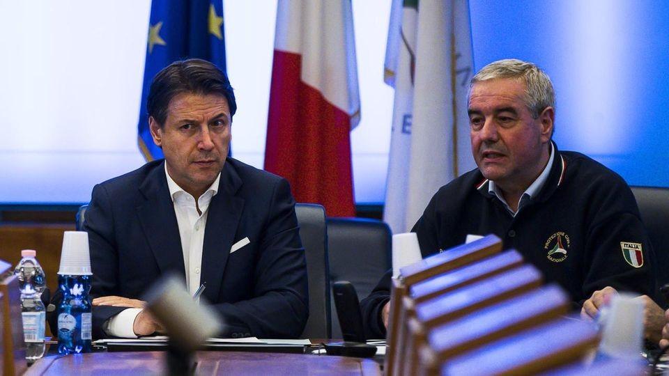 Fedriga: «Misure restrittive fino al 13 aprile». Borrelli guarda ...