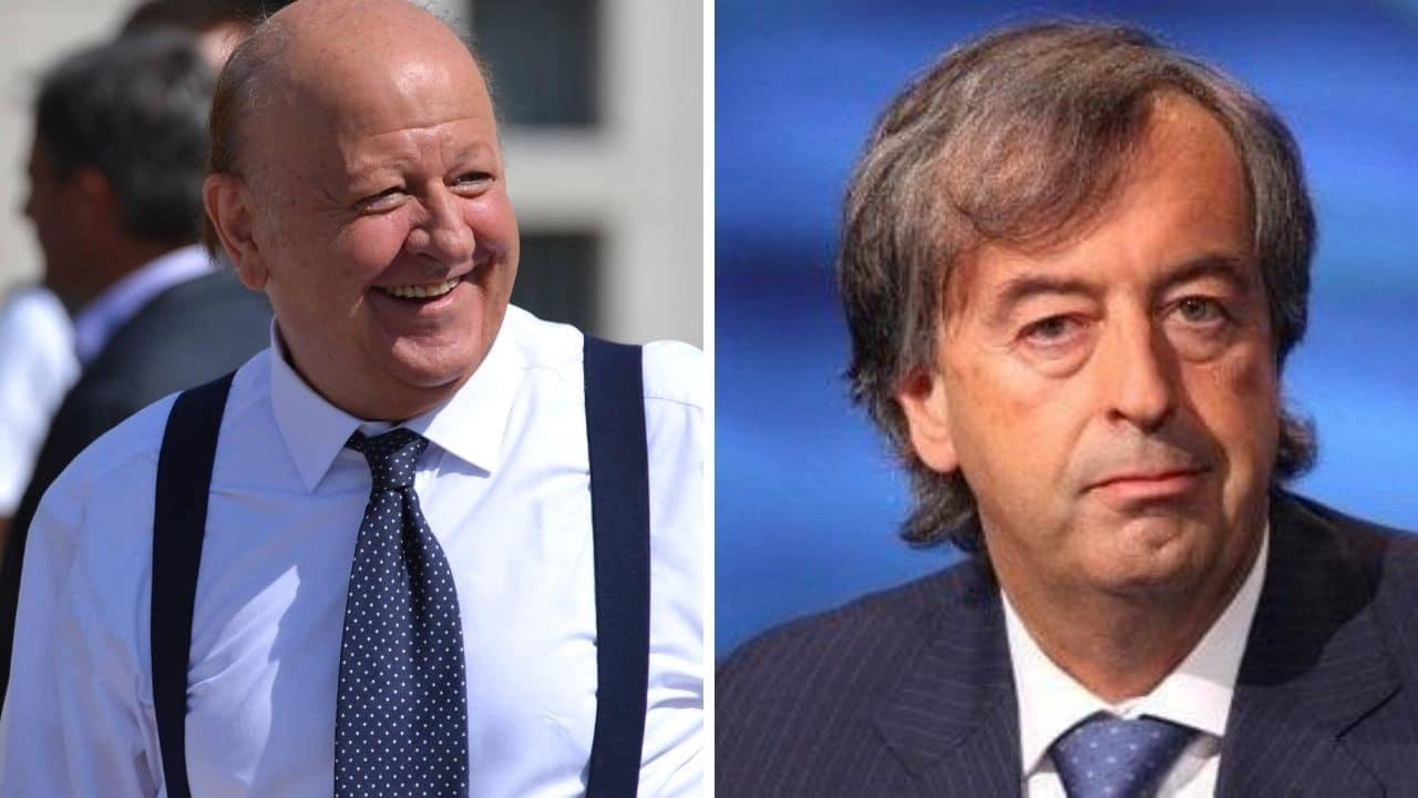 """Burioni blasta Massimo Boldi per il post sul Covid: """"Non fa ridere"""""""