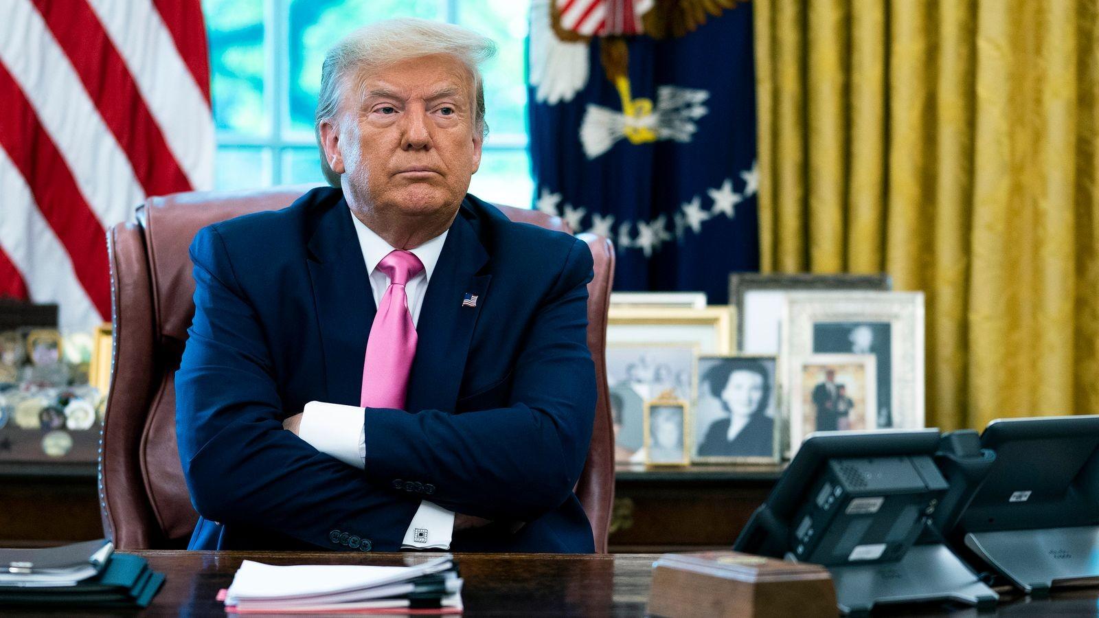 Trump abbassa il prezzo dei farmaci firmando tre ordini esecutivi ...