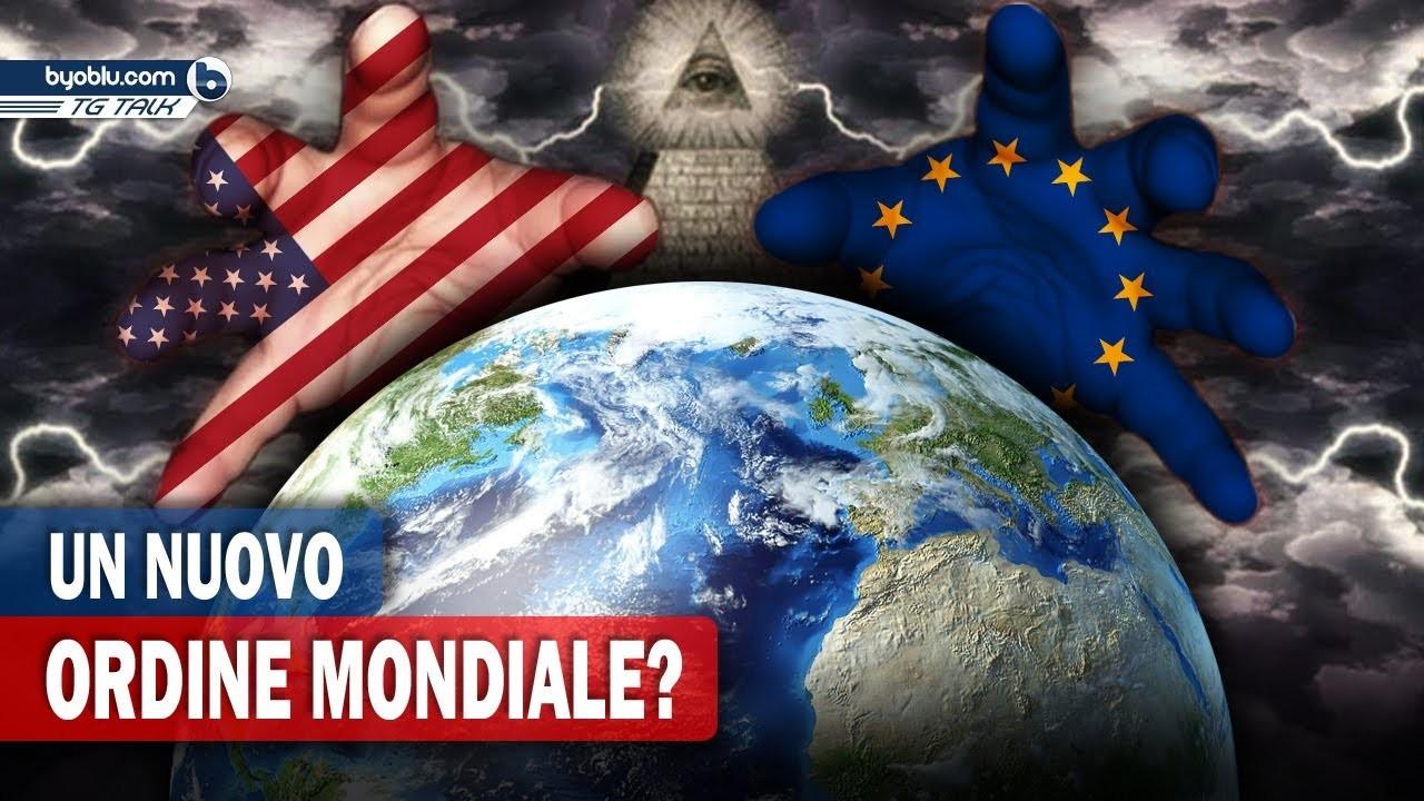 TgTalk 14 - Un Nuovo Ordine Mondiale? - 21.11.2019 | ByoBlu - Il video blog di Claudio Messora