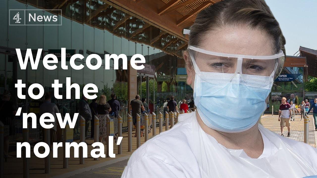 This is the new 'normal', says Dominic Raab   Coronavirus - YouTube