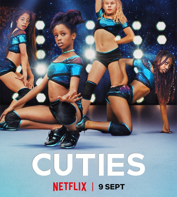 Netflix Apologizes for New Movie Artwork