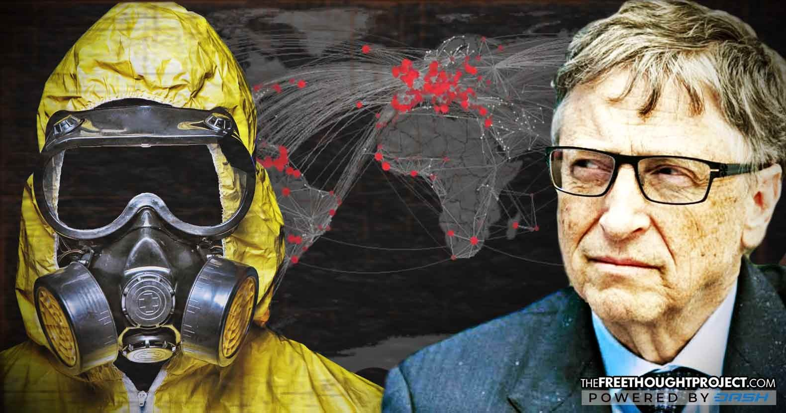 Bill Gates Warns of Doomsday 'Global Pandemic' That Could Kill 30 Million in Under a Year
