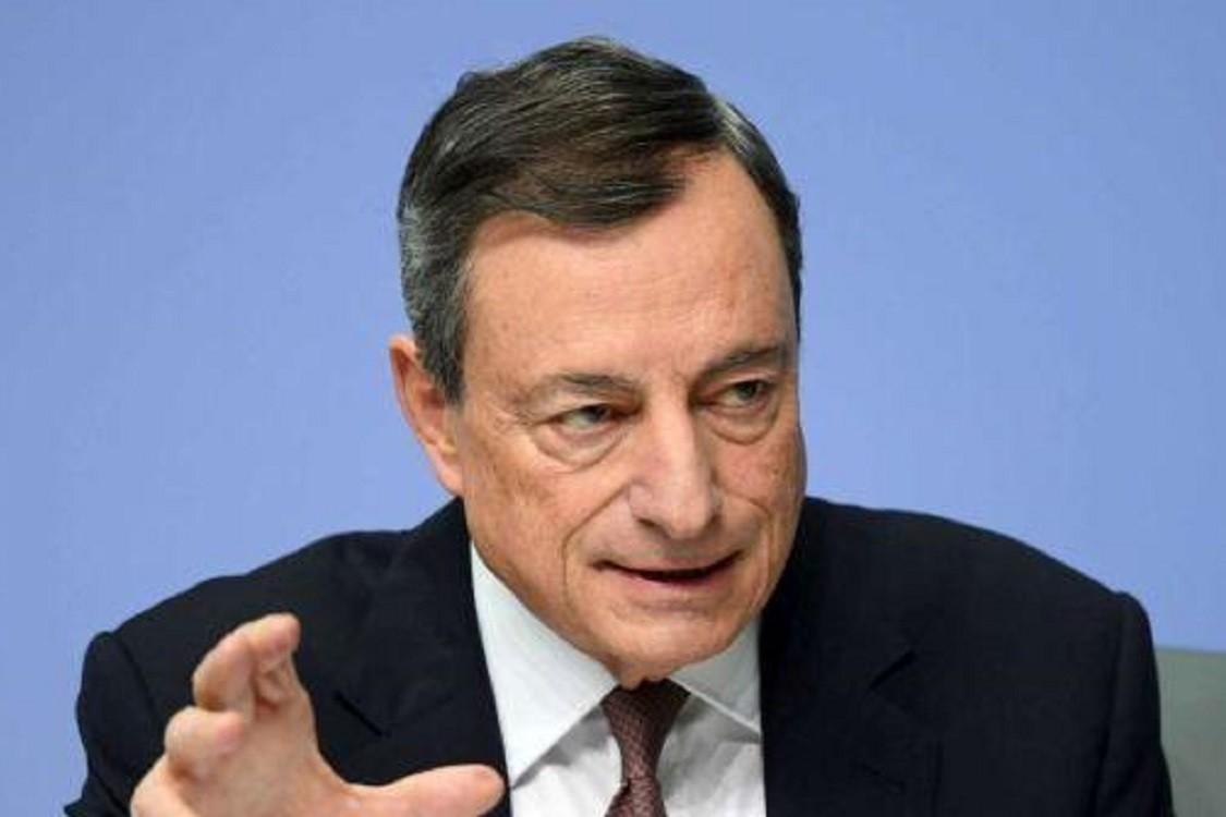 """Draghi """"Per rilanciare l'economia servono test di massa e tracciamento"""" - Milano Post"""
