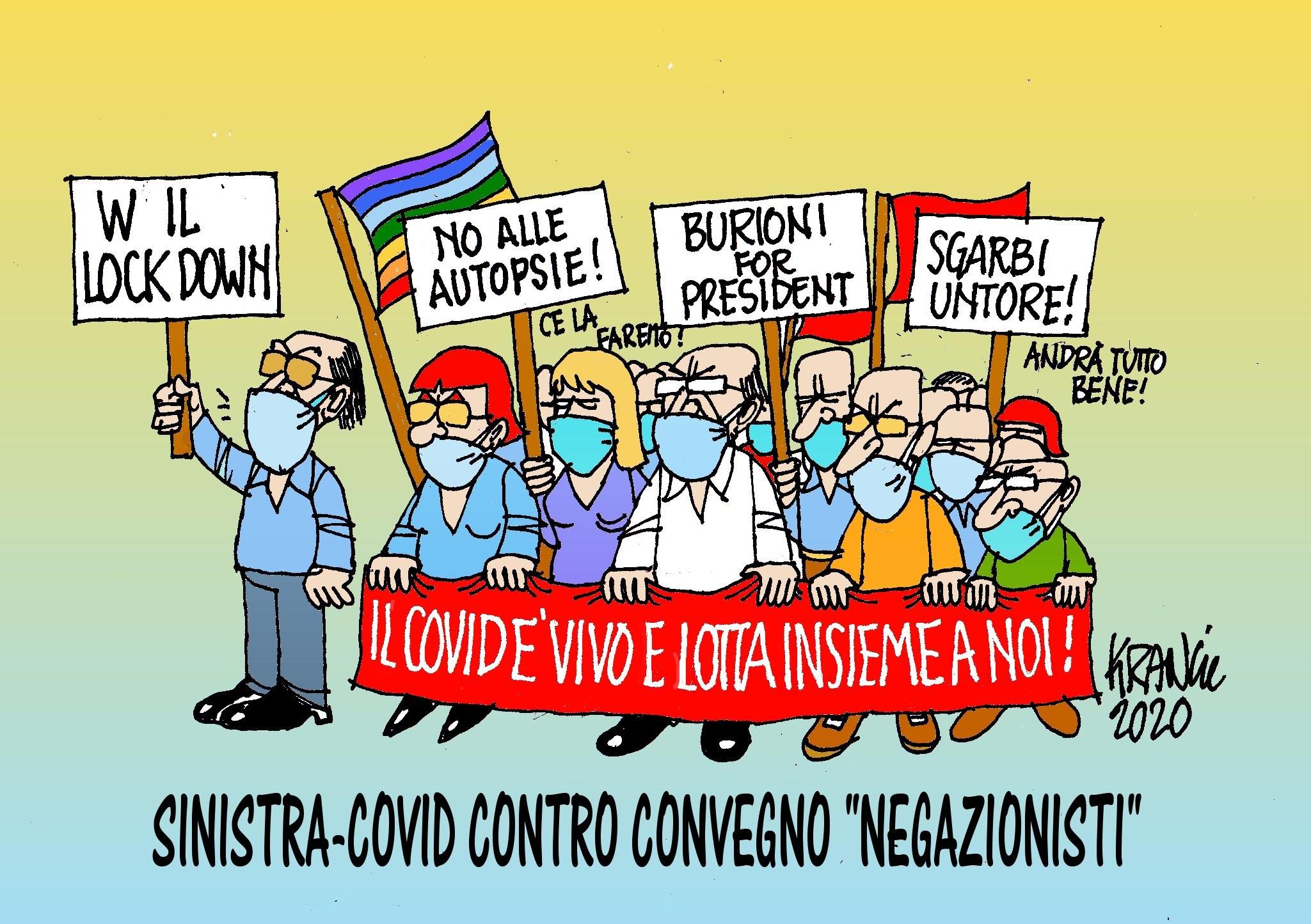 "Convegno ""negazionista""... - Alfio krancic Blog"