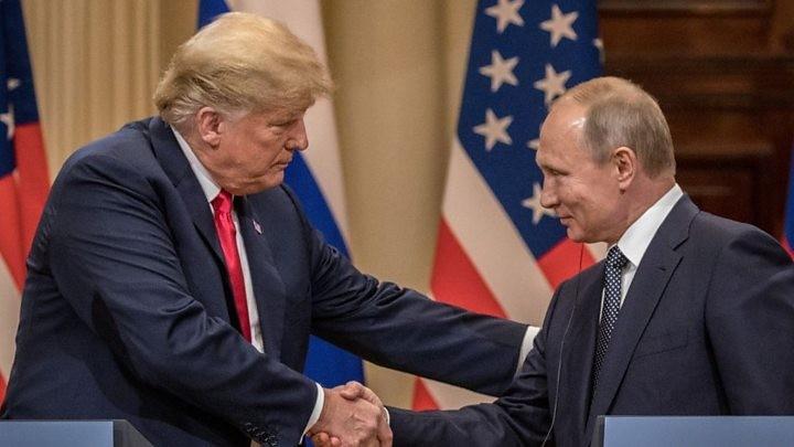 L'asse tra Trump e Putin può fermare il nuovo ordine mondiale? – La cruna dell'ago