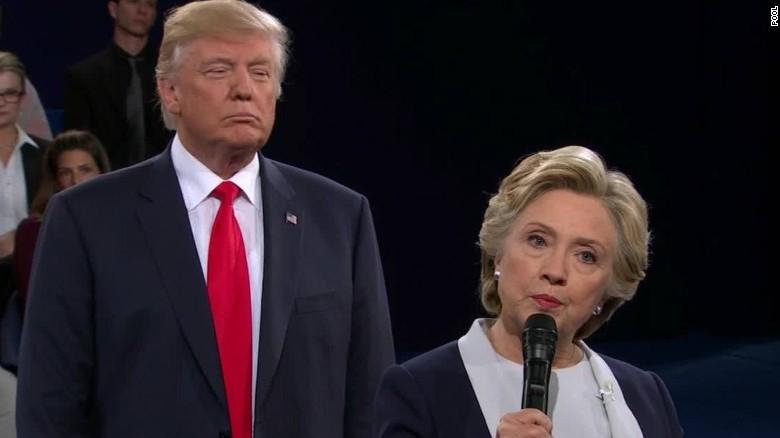 Donald Trump's mission: Make Clinton's life hell for next month - CNNPolitics