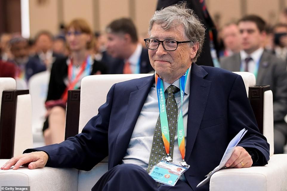 """La pandemia di Covid19 finirà nel 2022"""", parola di Bill Gates"""