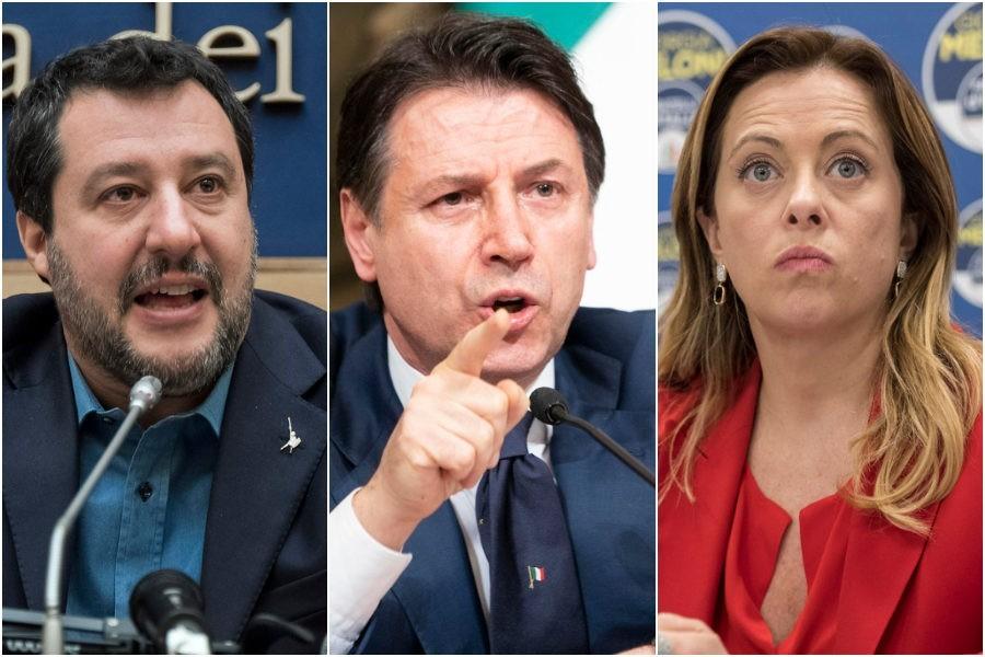 Covid-19: inconsistenza del Governo, cinismo irresponsabile dell'opposizione — L'Indro