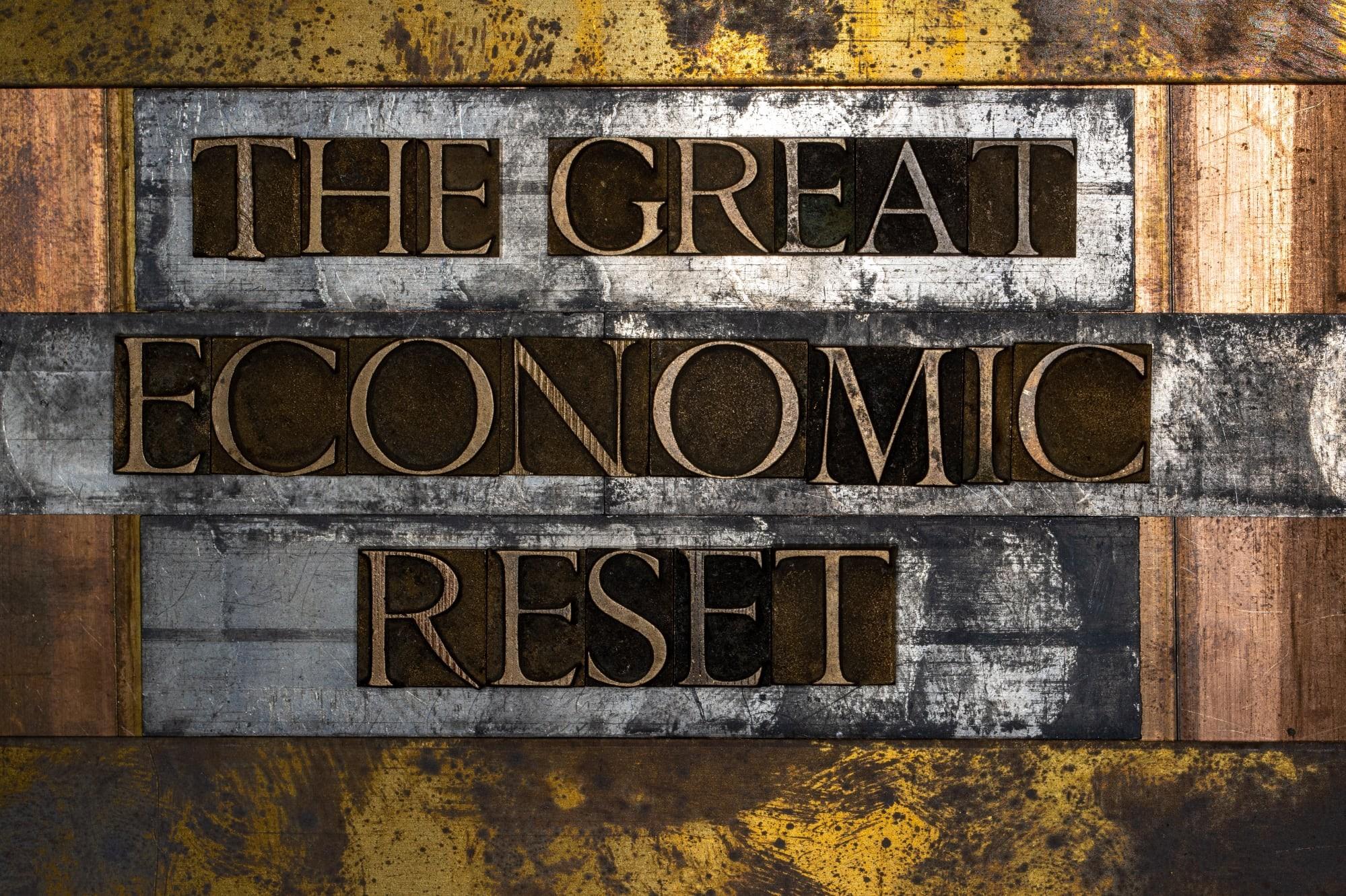 """Il grande ripristino"""": una ripartizione del piano generale dell'Elite globale"""