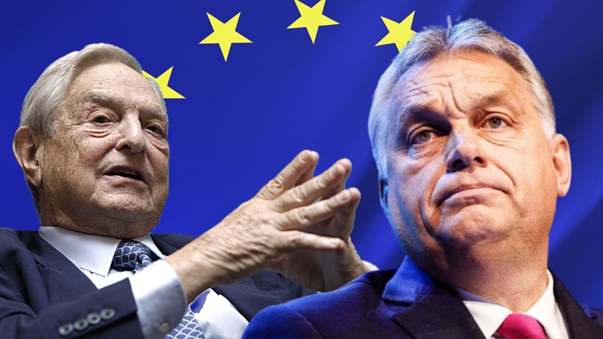 Hungary's PM Orbán: George Soros wants to create mixed-ethnic societies, dismantle nationalism, and hand power to the global elite