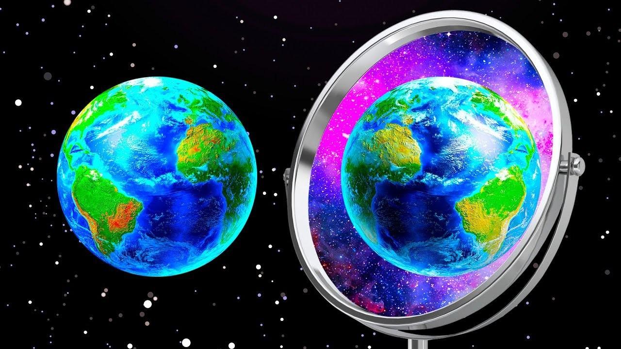 Gli Scienziati stanno per Dimostrare che l'Universo dello Specchio esiste - YouTube