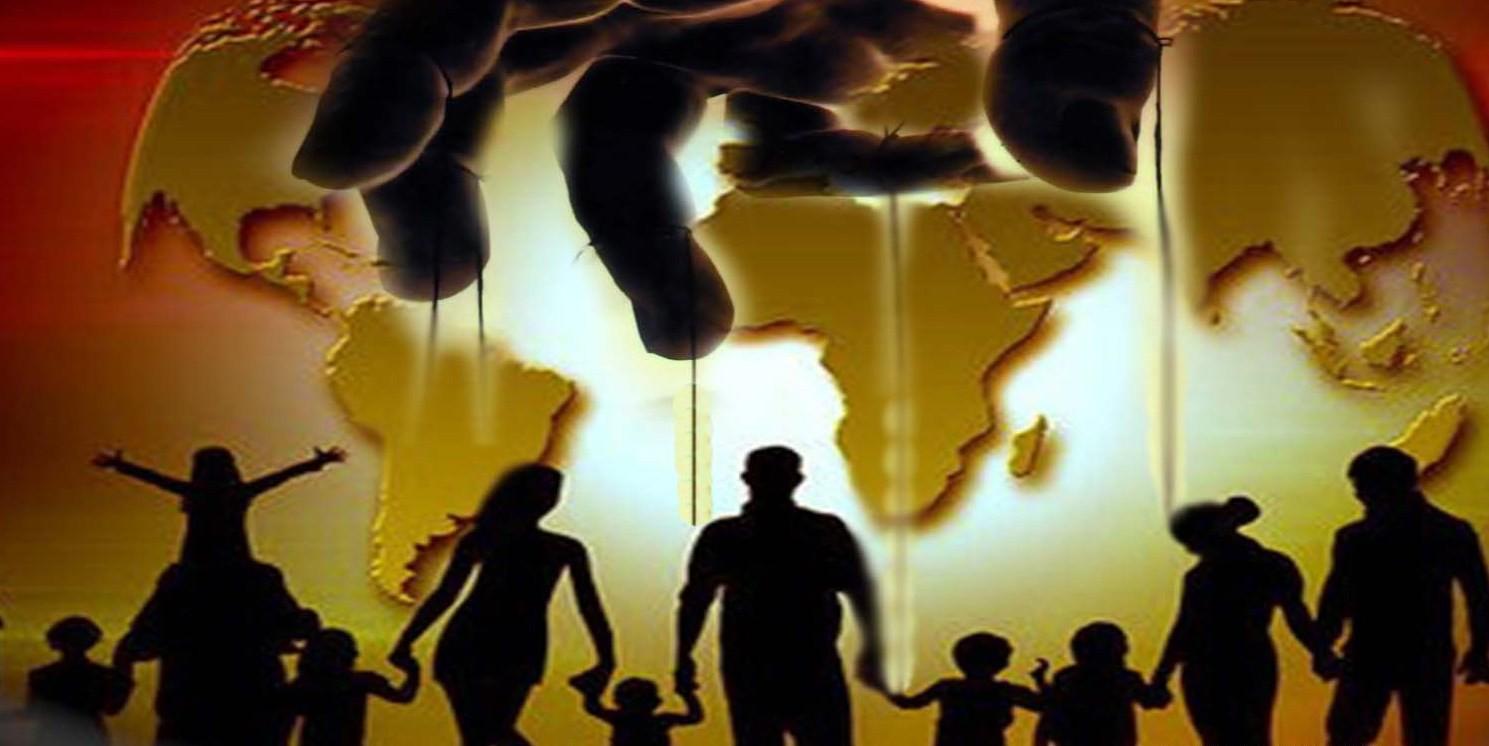 L' ordine mondiale in profonda crisi e il nuovo che non c'è -