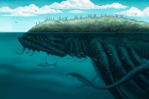 Kraken - Mostri e Creature Leggendarie