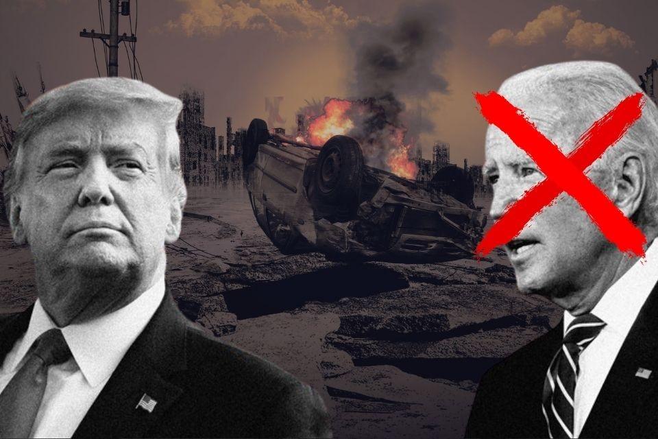 Operazione Sting: Trump sapeva che avrebbero manipolato i voti fin dall'inizio - Numero6.org