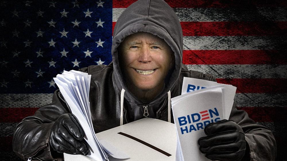 Hammer' and 'Scorecard': Lt. Gen. McInerney explains the election hack by Democrats – NaturalNews.com