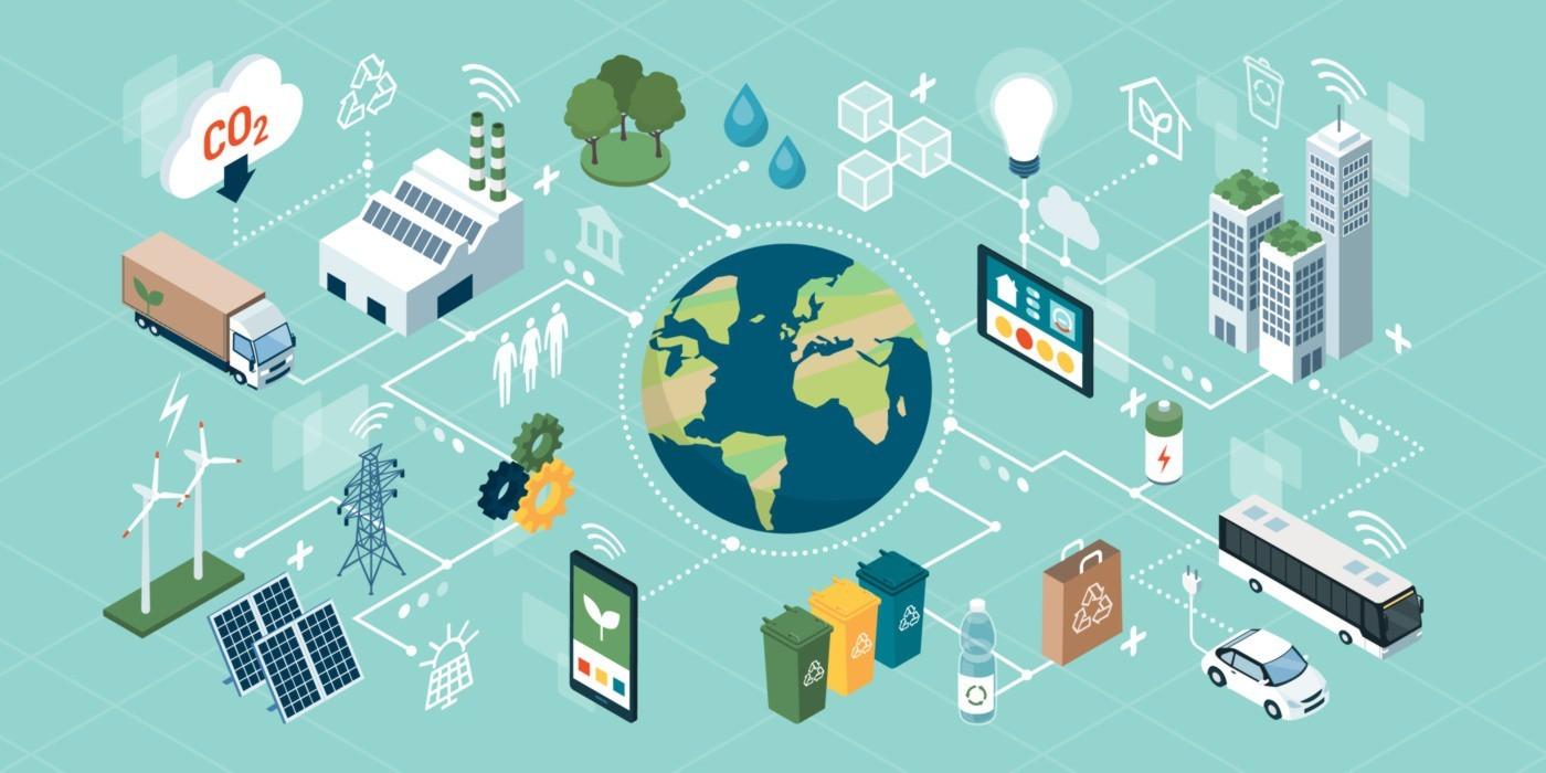 Economia circolare, il Green new deal per le imprese - Skille Imprese, italia