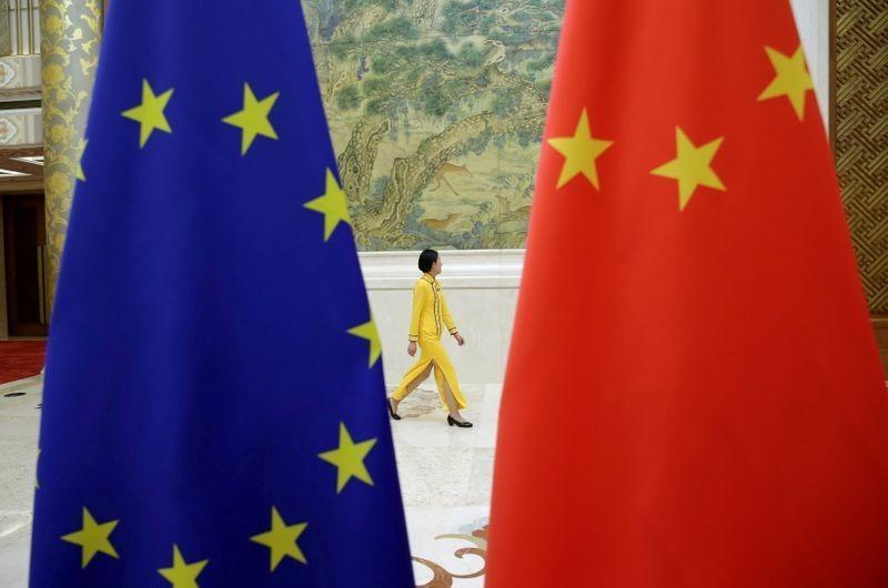 Ue-Cina, probabile accordo di investimento questa settimana - funzionario Ue