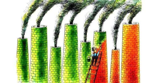 Greenwashing. Come difendersi dal falso sostenibile in architettura