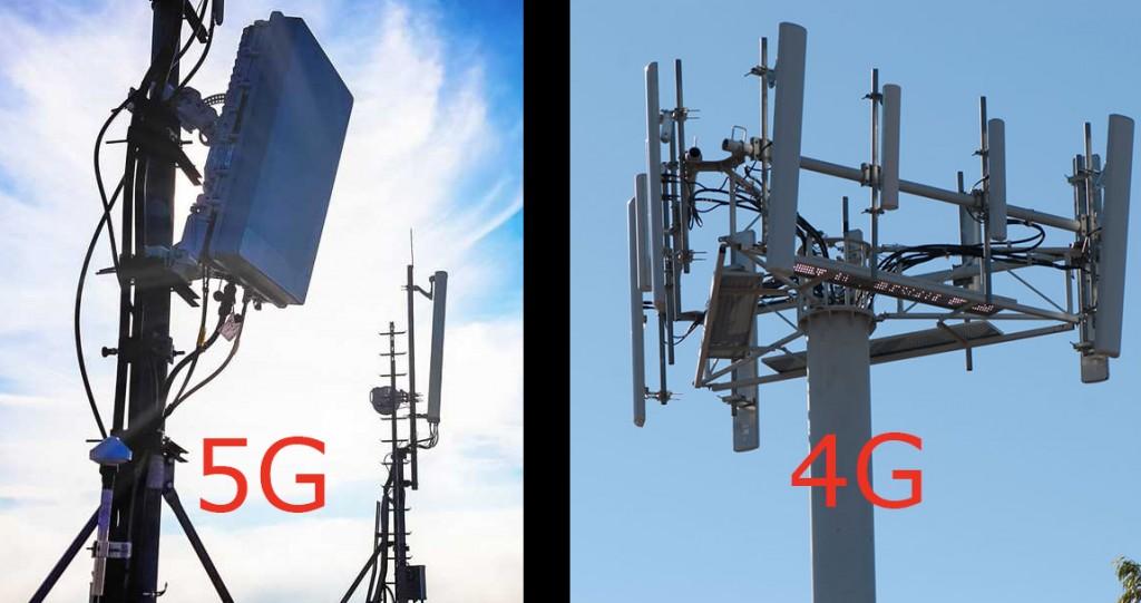 Antenne 5G: quello che c'è da sapere - sicurezza.net