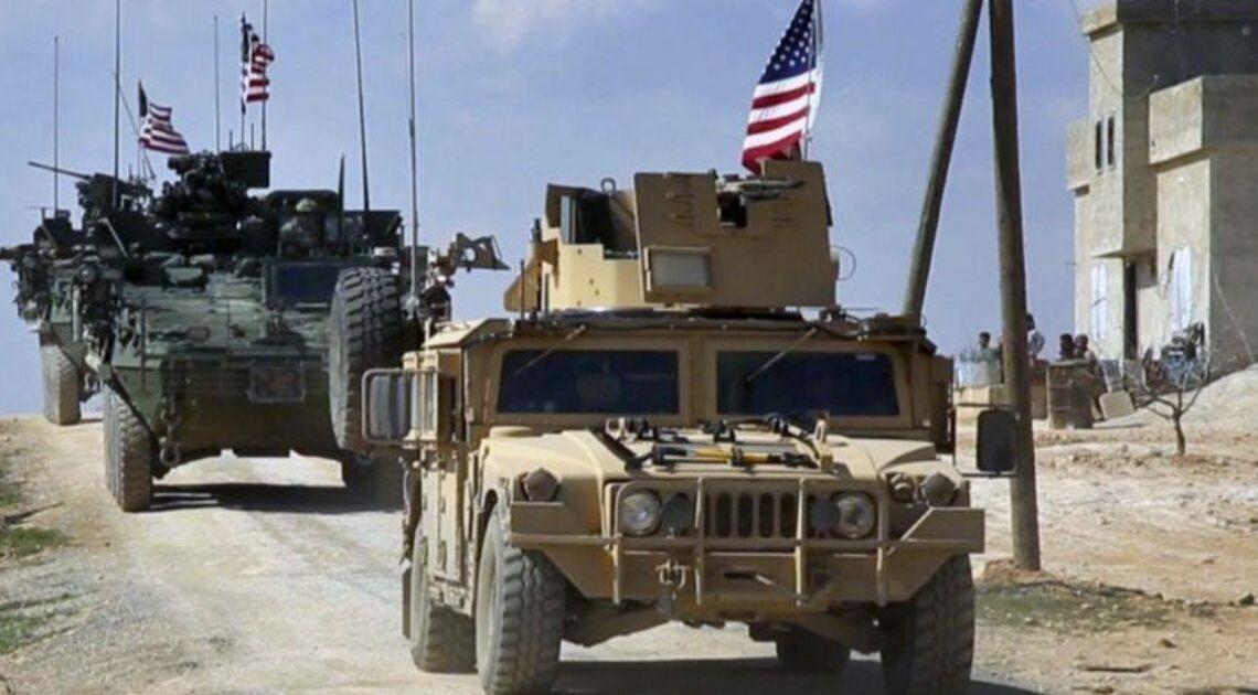 Biden giorno 1: convogli militari Usa entrano nella Siria nord-orientale - Il DiSsenziente - L'Antidiplomatico