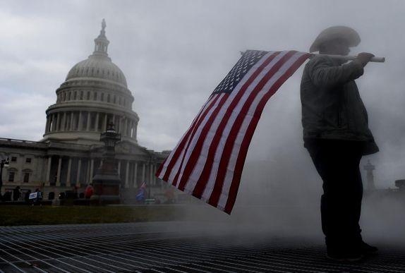 Washington: le foto dell'assalto al Campidoglio - Panorama