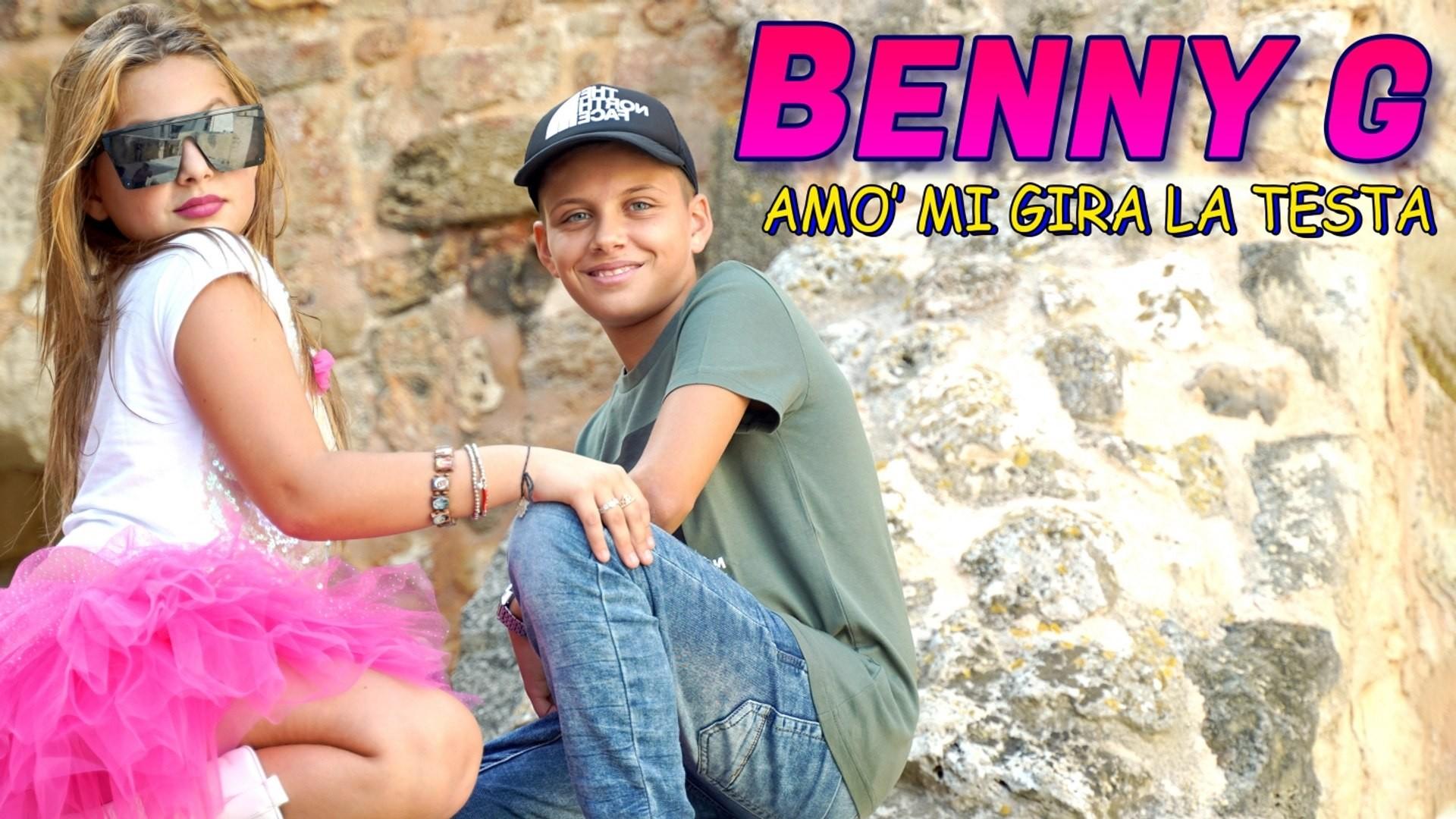 Benny G - Amo' mi gira la testa (Ufficiale 2020) - Video Dailymotion